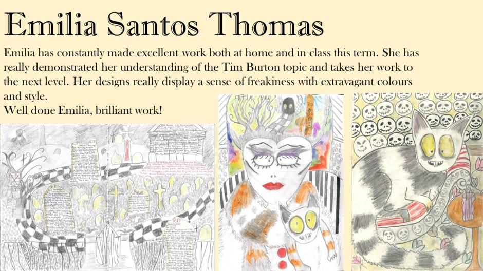 Emilia Santos Thomas