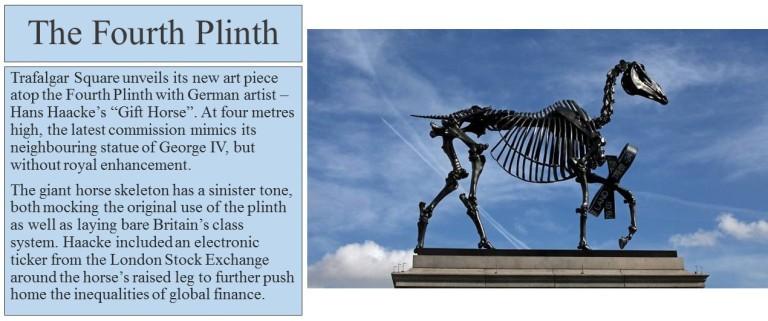 The Fourth Plinth